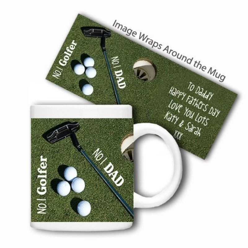 Personalised Sports Mug - (No.1) product image