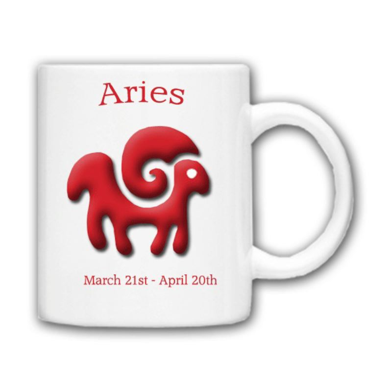 Personalised Star Sign Mug product image
