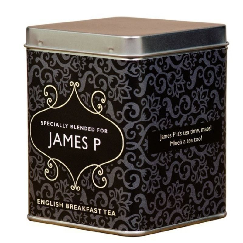 Personalised Tea - Traditional Design product image