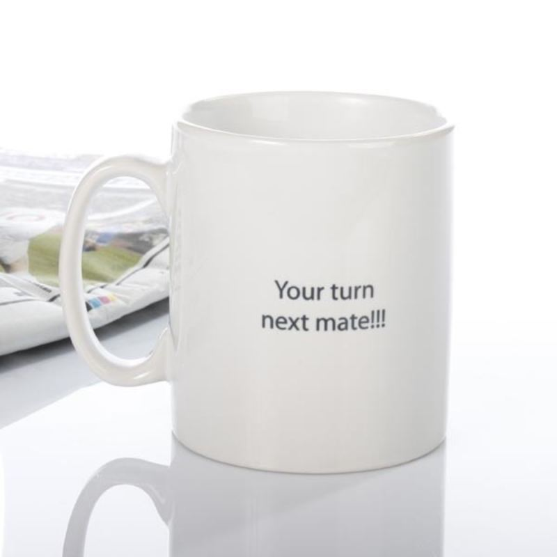Personalised Wedding Mug product image