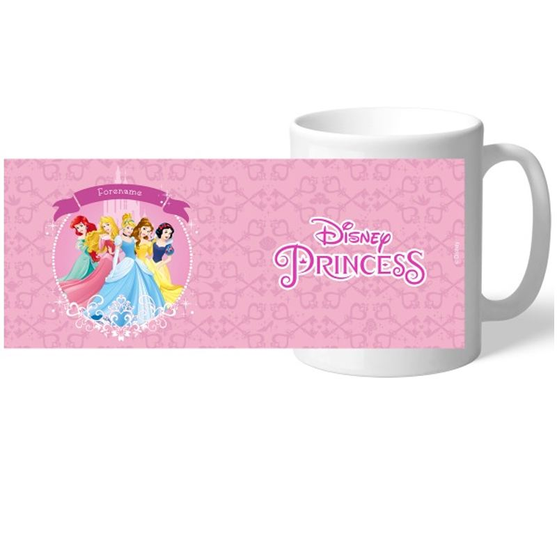 Personalised Disney Princess Group Mug product image