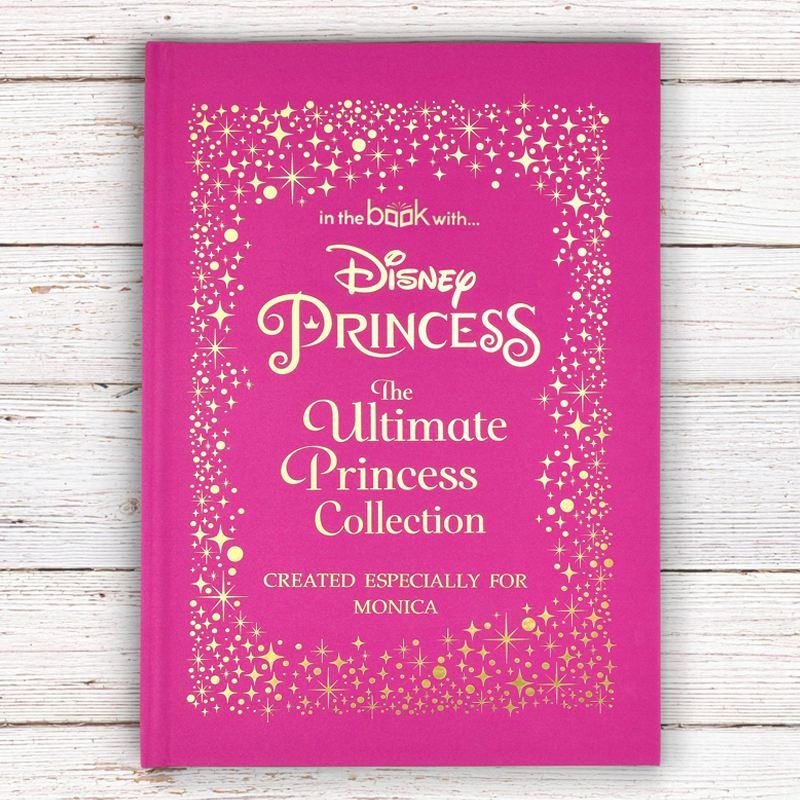 Princess Ultimate Collection - Personalised Disney Story Book product image