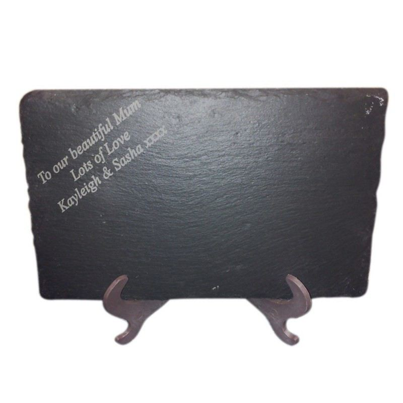 Rectangle Slate Cheese Board product image