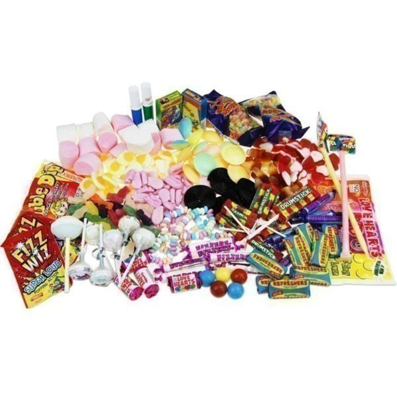 Retro Sweet Hamper product image