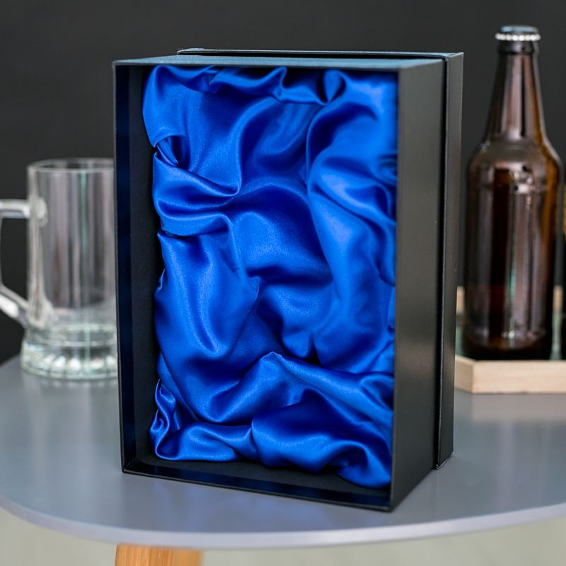 Groom Engraved Beer Glass Tankard product image