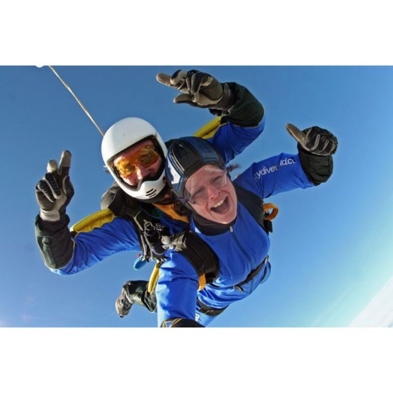Beginner's Tandem Skydive in Devon product image