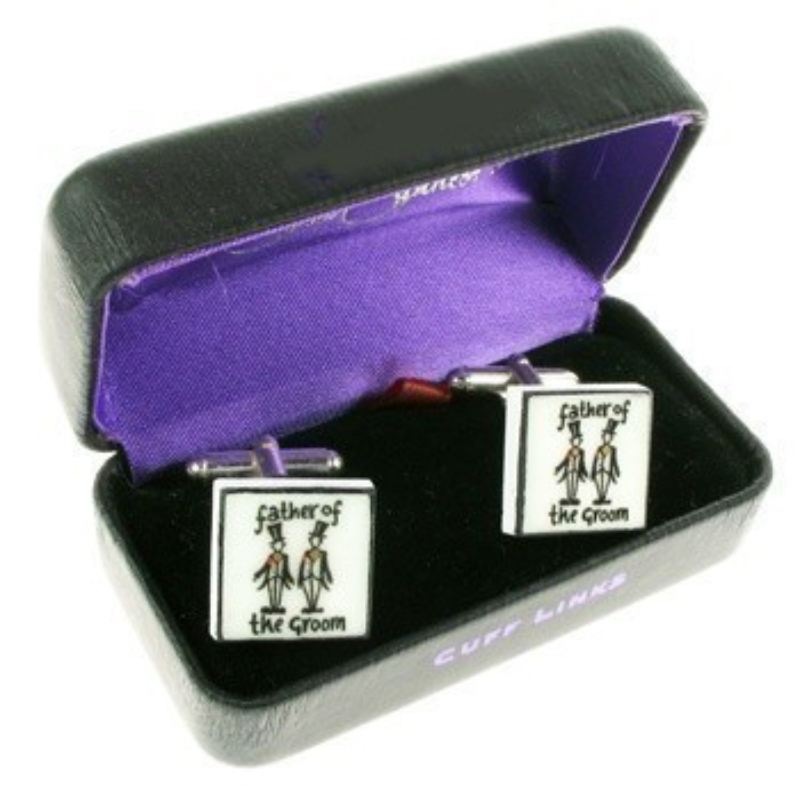 Special Day Father of the Groom Cufflinks product image