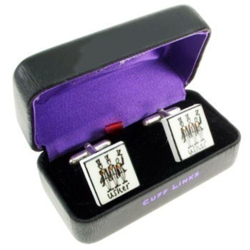 Special Day Usher Cufflinks product image
