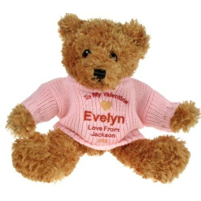 Special Valentine's Day Brown Bear For Her product image