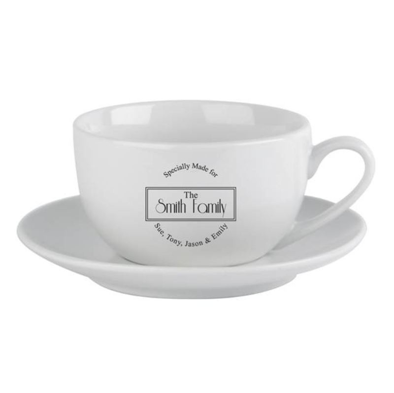 Specially Made For Cup & Saucer product image