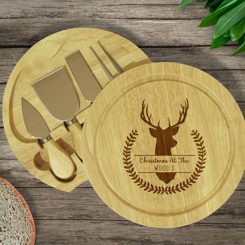 Stag Cheese Board product image