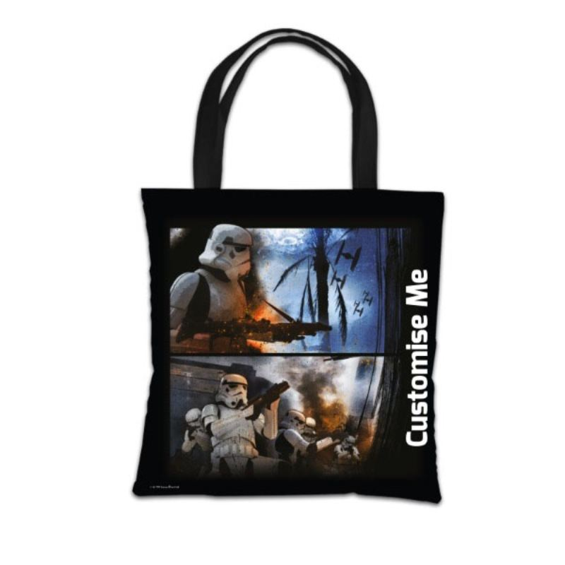 Star Wars Rogue One Stormtrooper Tote Bag product image