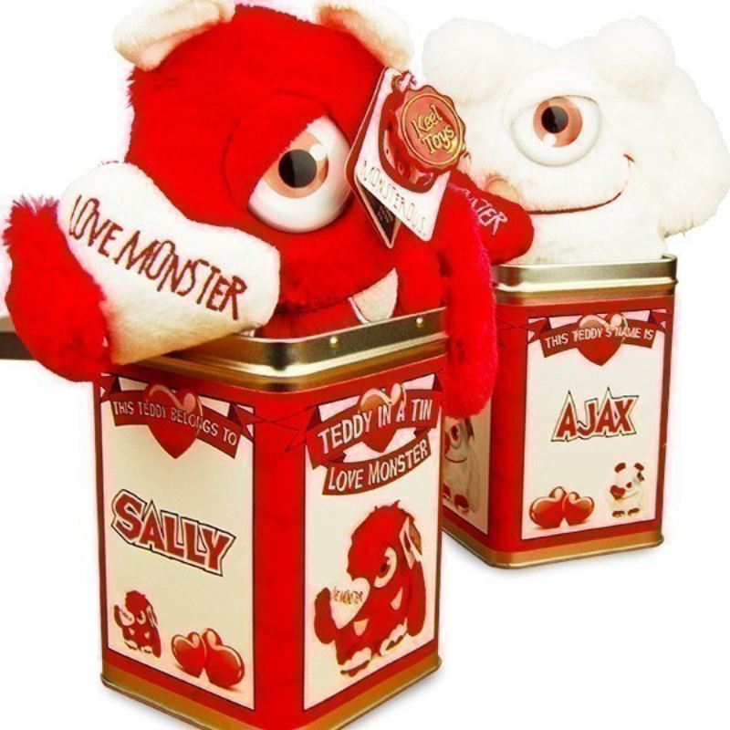 Teddy Tins - Love Monster product image