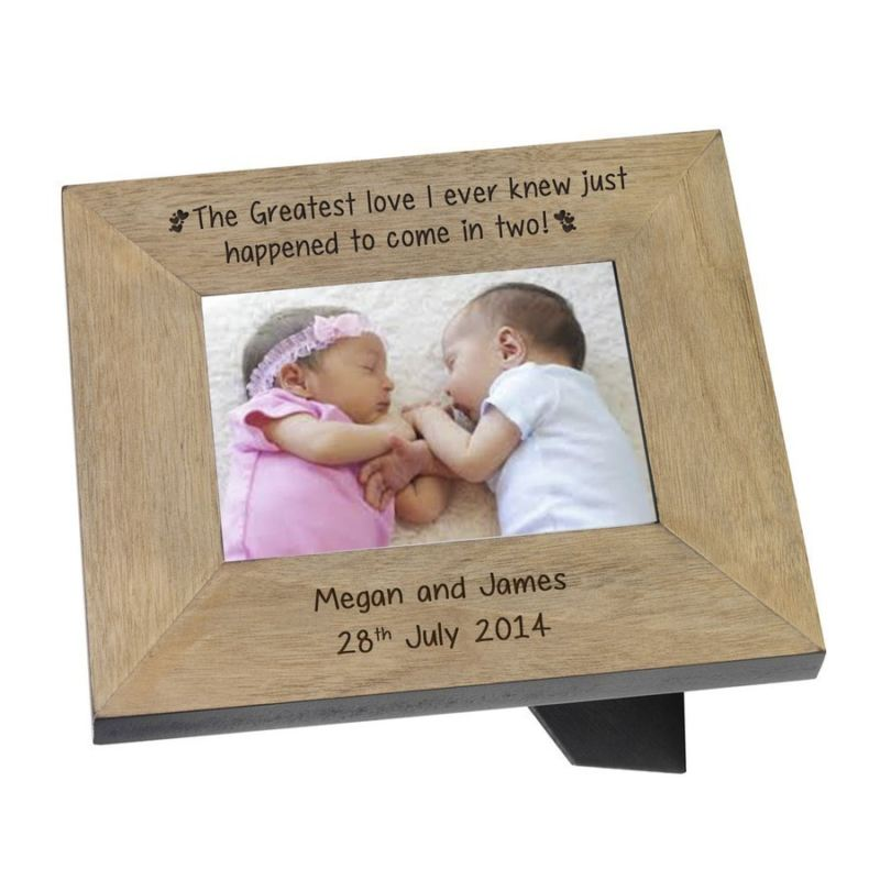 The Greatest Wood Frame 6 x 4 product image