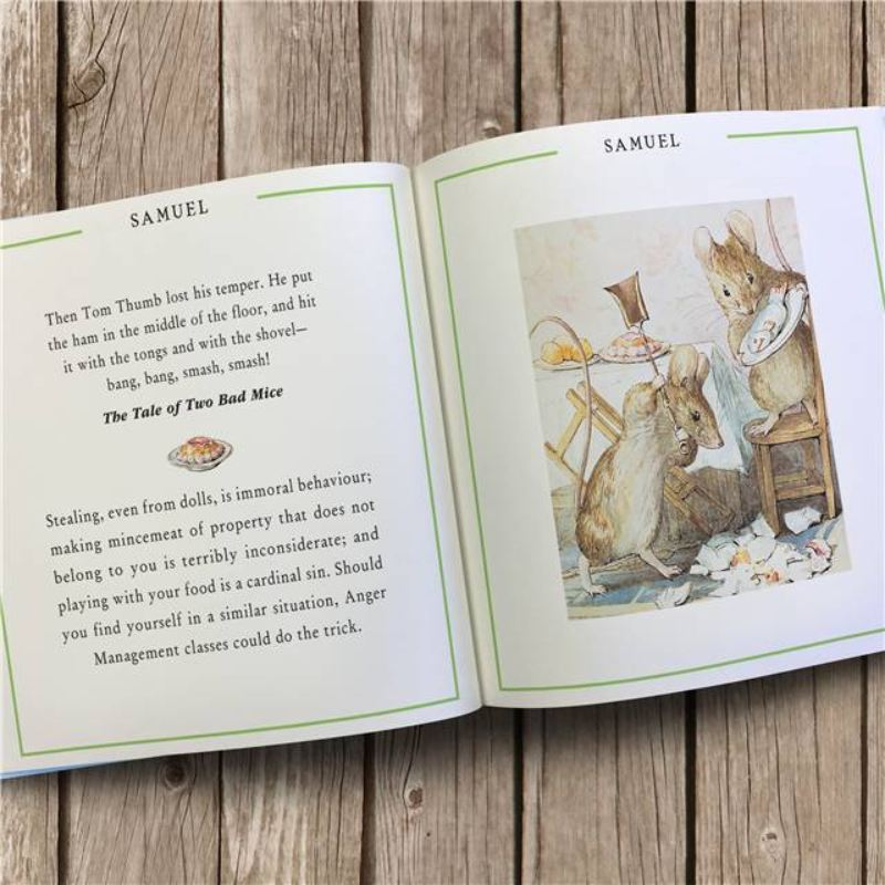 The Peter Rabbit Little Book of Virtue product image
