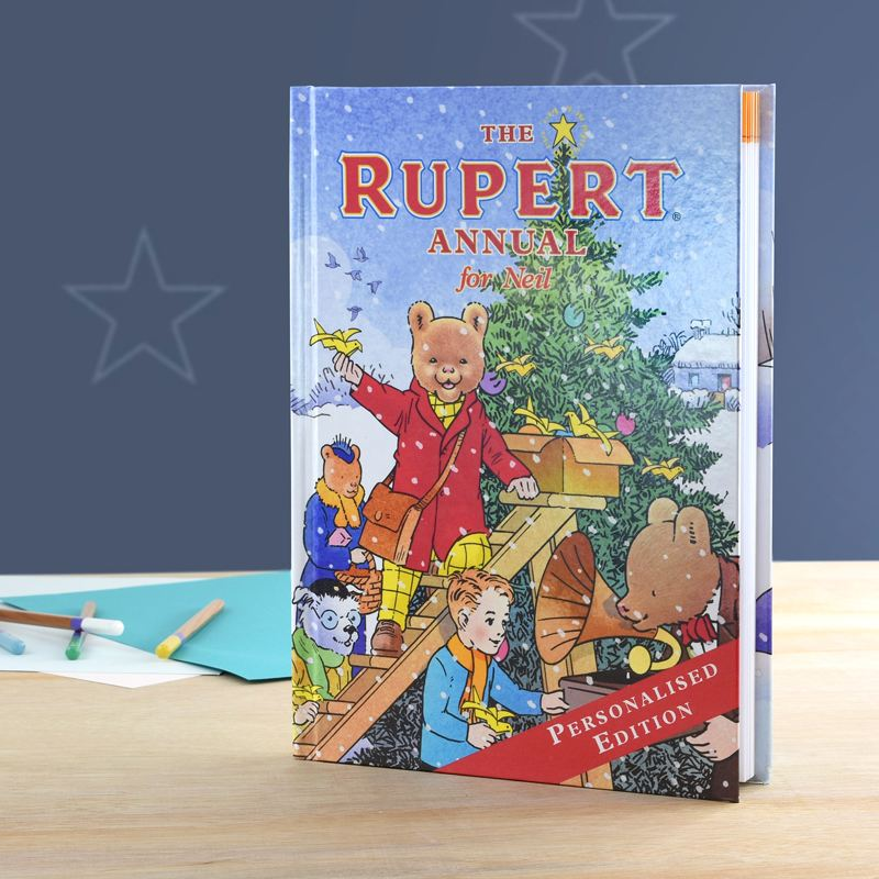 The Rupert Annual - Personalised product image