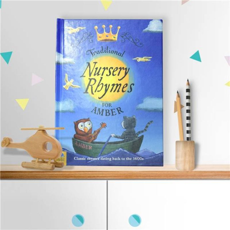 Traditional Nursery Rhymes - Softback product image