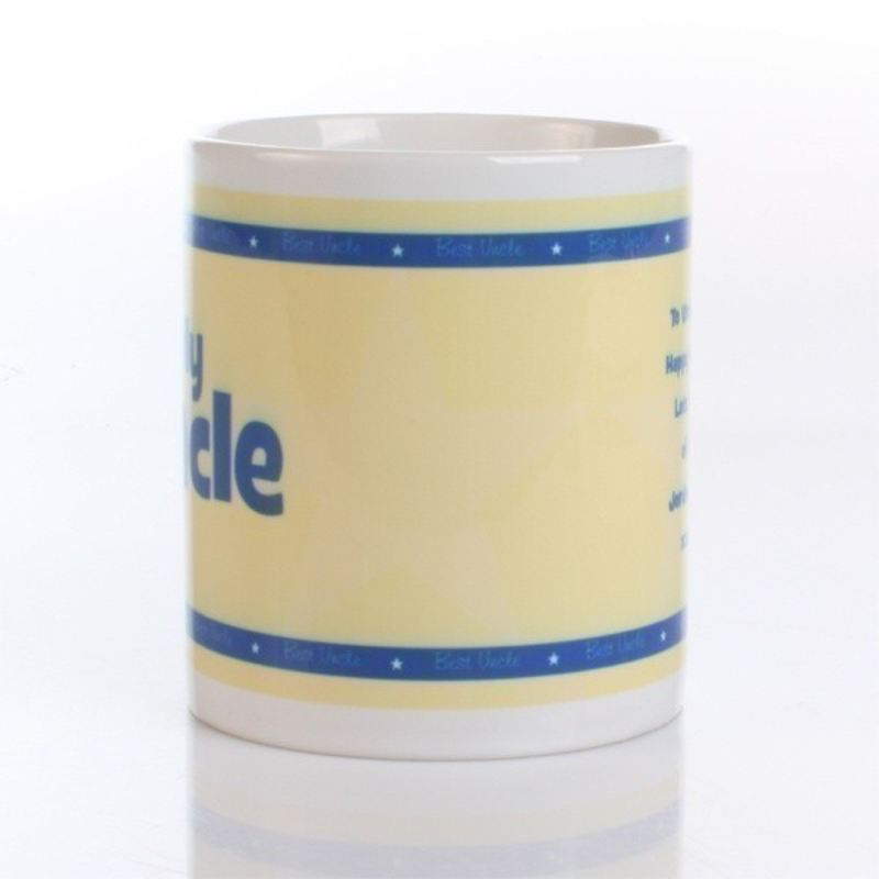 Uncle Personalised Mug product image