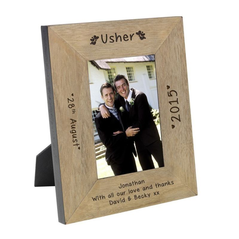 Usher Wood Frame 6 x 4 product image