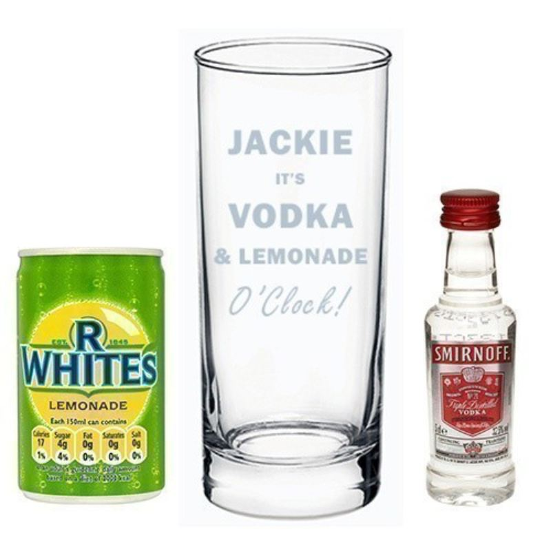 Vodka & Lemonade O'Clock product image