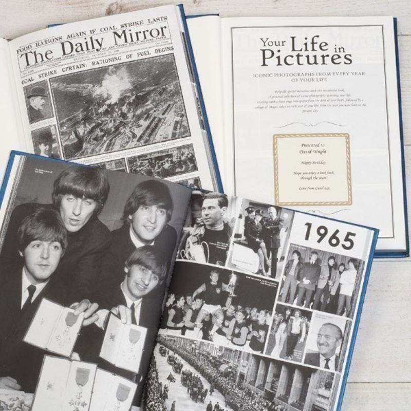 Your Life in Pictures - 60th Birthday Edition product image