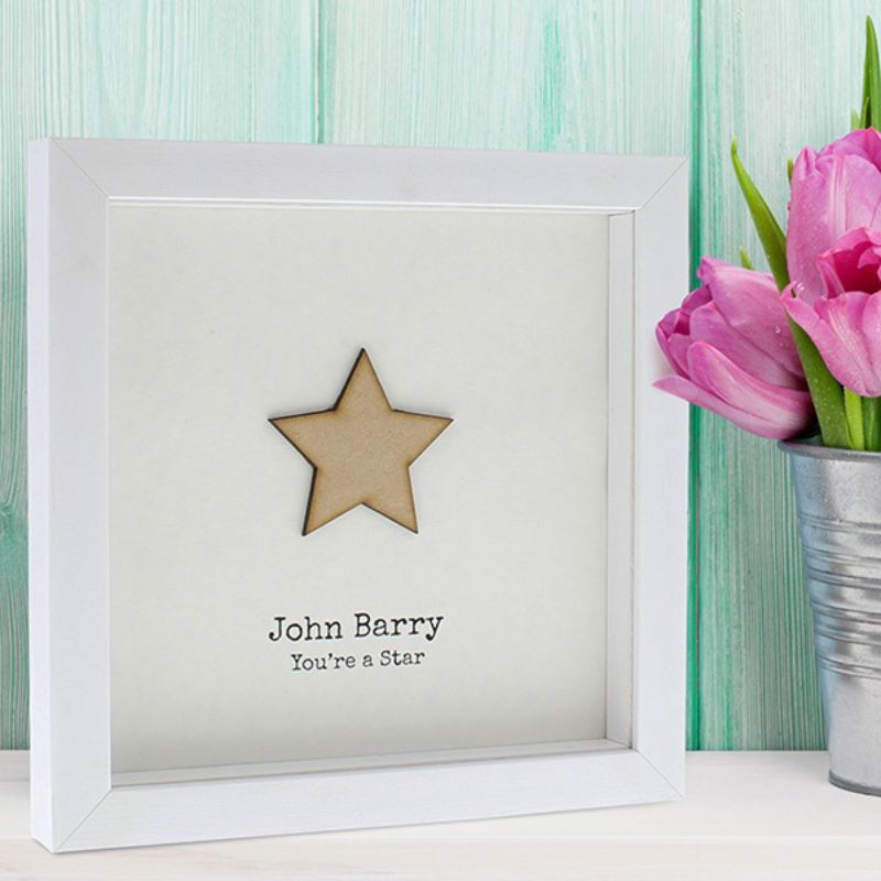You're A Star Personalised Framed Print product image