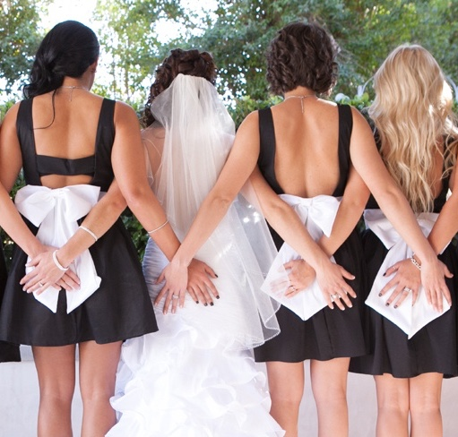 Bridal Party Breakdown